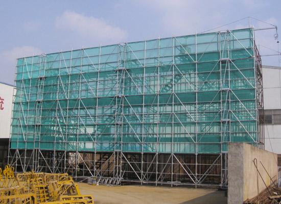 建筑爬架网